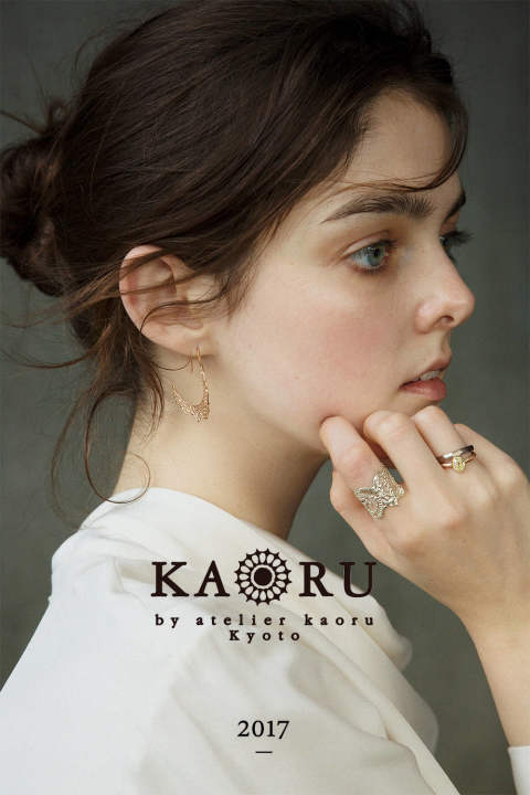 [ KAORU ]  2017 collection